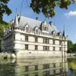 Chateau Dazay le rideau Loire