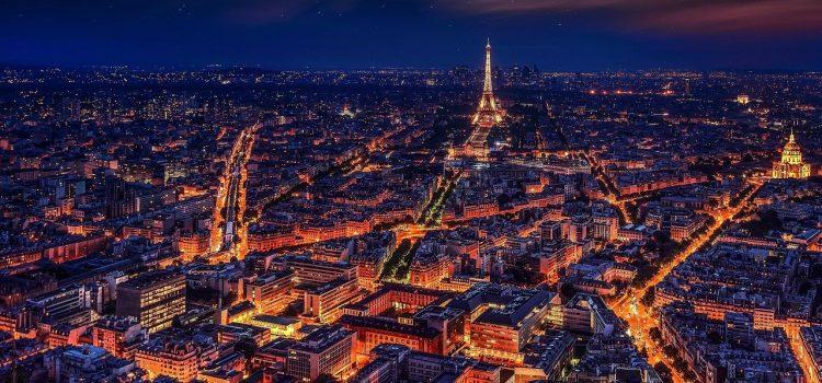 Paris vu de nuit