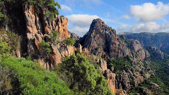 Découvrez différents point de départs pour visiter la Corse