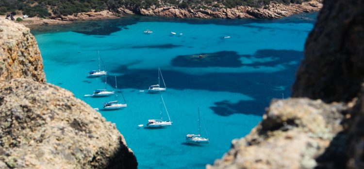 Les villes de départ pour la Corse