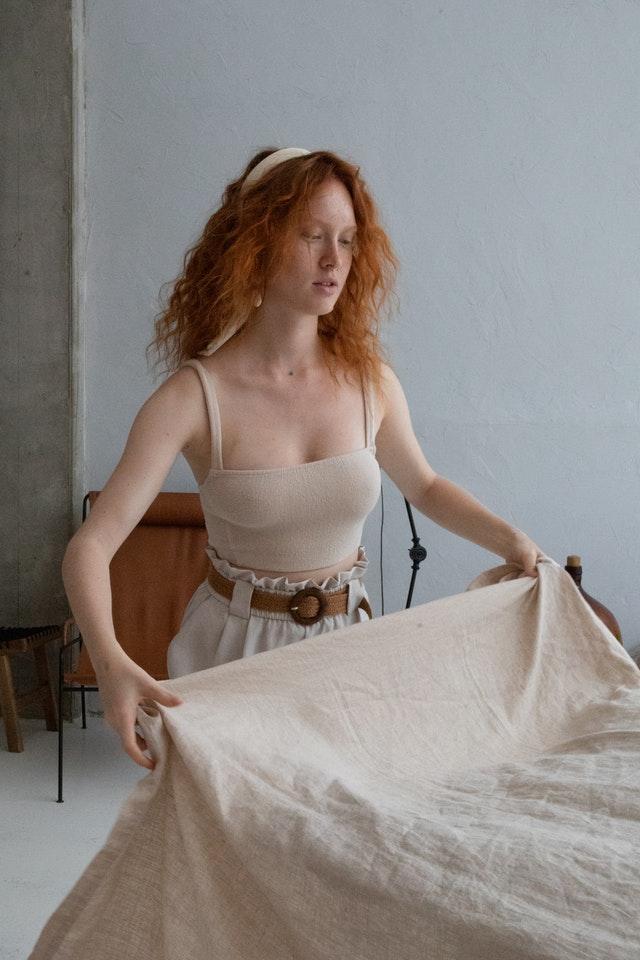 Profitez des avantages du lin pour vos vêtements